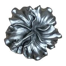 Hibiscus Knob, Oil Rub Bronze