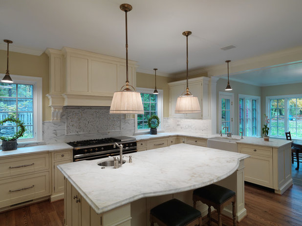 How to Light a Kitchen for Older Eyes and Better Beauty