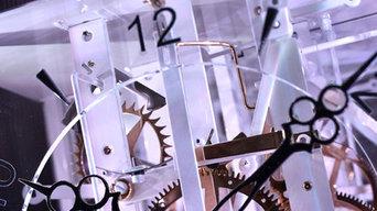 Horloges modernes