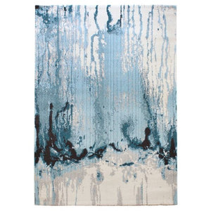 Colores mordern Rug s Col 04 Rectangle Funky Rug 200x300cm