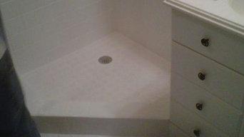 Walk-In Shower Installation