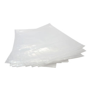 """400 9x12 Reclosable Resealable Clear Zip Lock Plastic Bag 4Mil 9/""""x12/"""" inch Thick"""