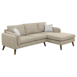 Midcentury Sectional Sofas by Lilola Home