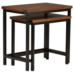 Industrial Side Tables And End Tables by Simpli Home (UK) Ltd