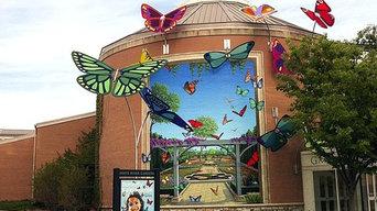 Indiannapolis Zoo Murals