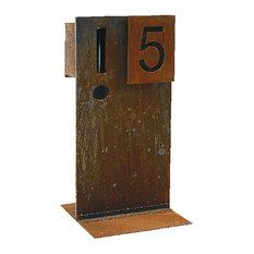 - Entanglements Range: Letter Boxes - Letterboxes
