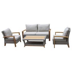 Beach Style Outdoor Lounge Sets by Outdoor Interiors