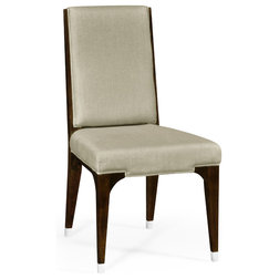 Transitional Dining Chairs by Jonathan Charles Fine Furniture