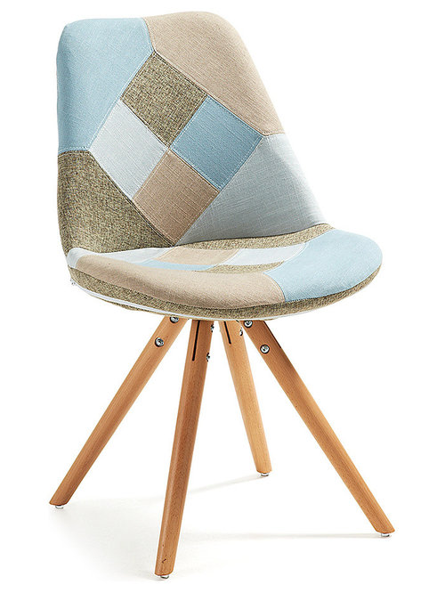 Chaise ralf patchwork - Chaise anders patchwork ...