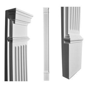 Interior Column FC-6242 Flat Column, Piece