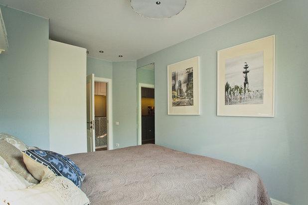 Zwarte slaapkamer muur classic interieur super strakke slaapkamer