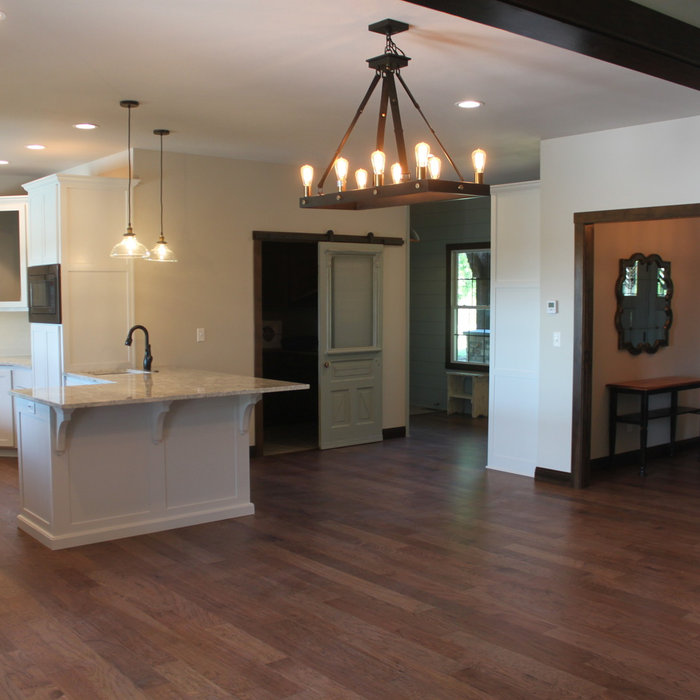 Walrod Traditional Modern Home-Interior