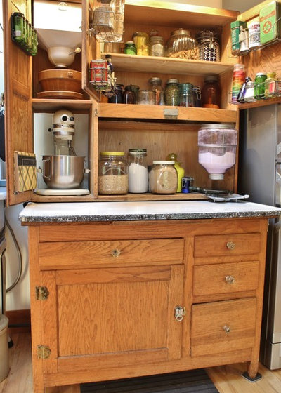 Exceptionnel Must Know Furniture: The Hoosier Cabinet
