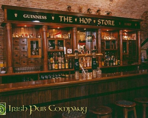 brewery style by the irish pub company. Black Bedroom Furniture Sets. Home Design Ideas