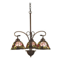 Meyda Lighting Chandelier, 27418