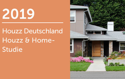 2019 Houzz Deutschland Houzz & Home-Studie