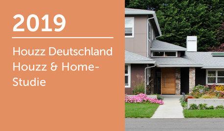 2019 Houzz Deutschland Houzz & Home-Studie