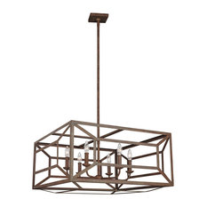 Murray Feiss Marquelle Six Light Chandelier F3172/6WI