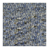 Marble Plain Sheets-Blue Bahia
