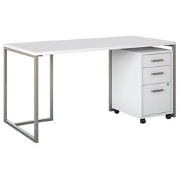 Contemporary Desks And Hutches by Bush Industries