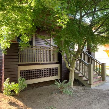 Sabin Traditional Porch