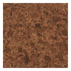 Adhered Floor Tiles Solid Cork Flooring, Drops