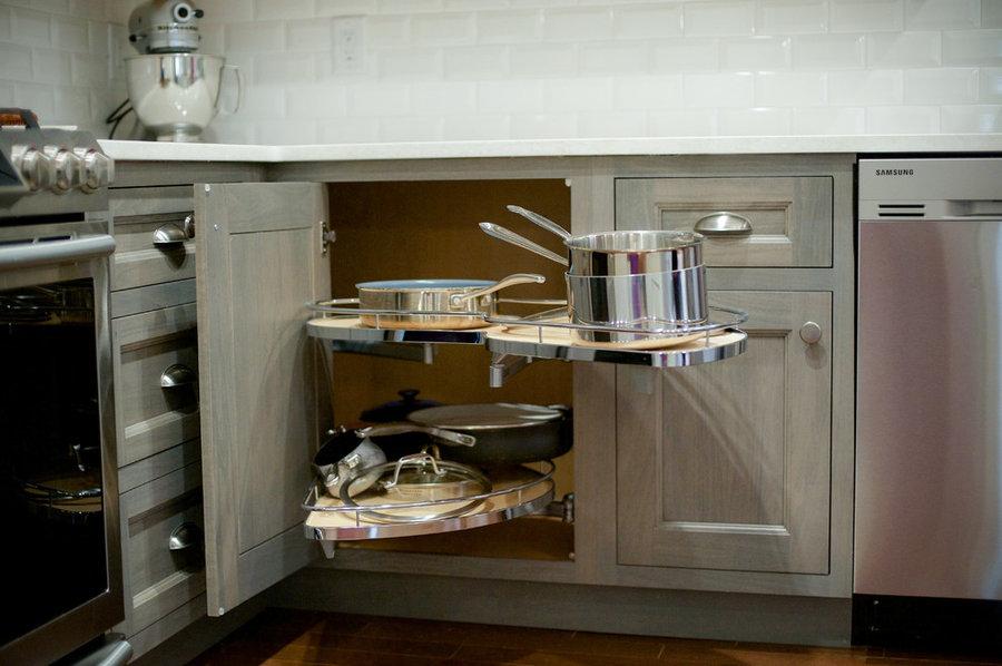 Smyrna transitional kitchen