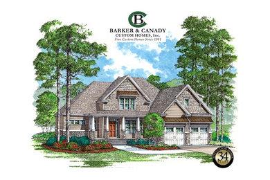 Barker Canady Custom Homes Inc Project Photos Reviews Wilmington Nc Us Houzz