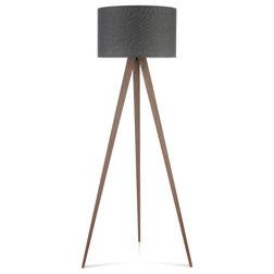 Midcentury Floor Lamps by Houzz