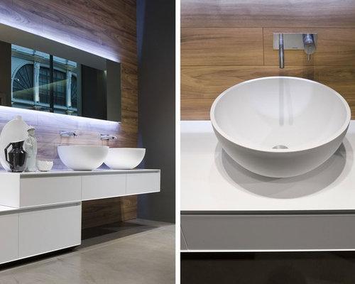 Urnamood Top Mount Sink Bathroom Sinks