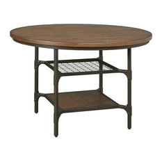 MetalTop Dining Room Tables Houzz