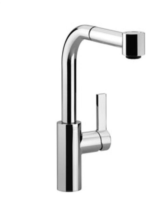 Elio | Mixer With Pull Out Spray | Collection By Dornbracht   Kitchen  Faucets