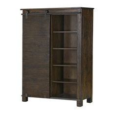 Magnussen Pine Hill Door Chest, Rustic Pine