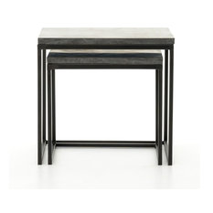 Expressionist End Table
