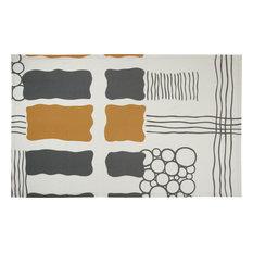 Cromford Modern Linen Tablecloth, 66x144