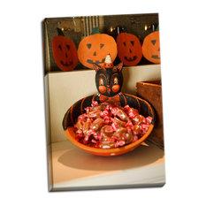 Fine Art Photograph, Halloween VI, Hand-Stretched Canvas