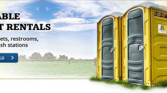 Portable Toilet Rentals in Rockford IL