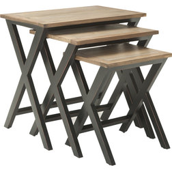 Industrial Coffee Table Sets by HedgeApple