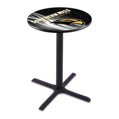 Southern Miss Pub Table 42-inch by Holland Bar Stool Company