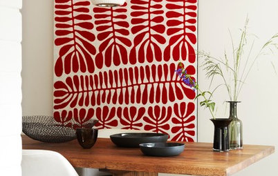 Houzz Tour: Feng Shui Meets Indigenous Culture in This Melbourne Home