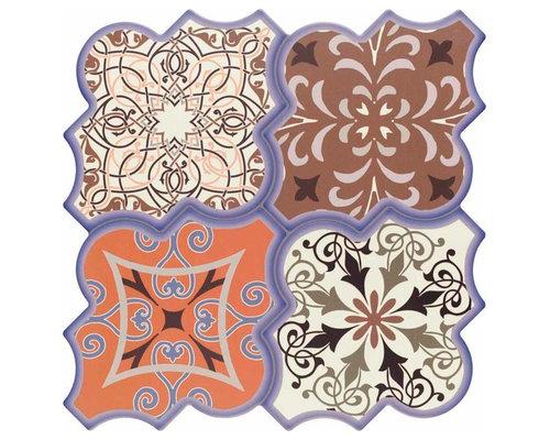 Eternity Deco Azul - Wall & Floor Tiles