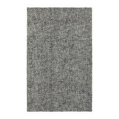 Oriental Weavers Finley Blue/Gray Solid 86006 Area Rug, Rectangular 10'x13'