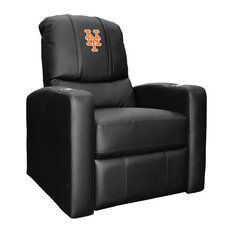 New York Mets MLB Stealth Recliner With Secondary Logo Panel