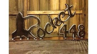Rocket Sign