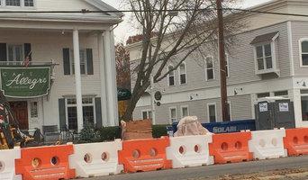 Madison CT sidewalk rehabilitation