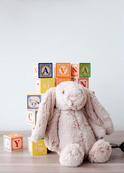 Современный Комната для малыша by Anna Dhillon Design