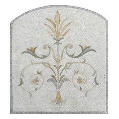 "Mosaic Designs, Majestic Elegance, 26""x31"""