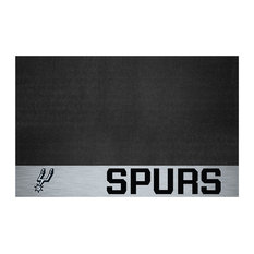 "FANMATS - NBA San Antonio Spurs Grill Mat 26""x42"" - Grill Tools & Accessories"