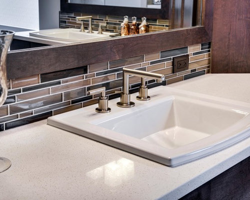Antioch Model Home - Bathroom Vanities And Sink Consoles