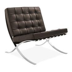 Barcelona Chair, Brown